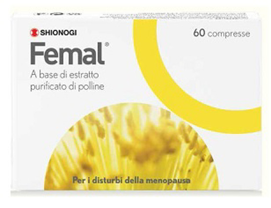 Immagine di FEMAL 60 COMPRESSE