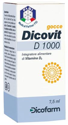 Immagine di DICOVIT D 1000 7,5 ML