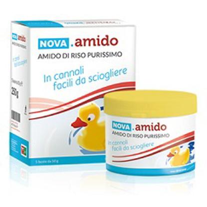 Immagine di AMIDO DI RISO PURISSIMO NOVA AMIDO 250 G