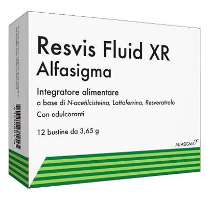 Immagine di RESVIS FLUID XR BIOFUTURA 12 BUSTINE