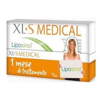 Immagine di XLS MEDICAL LIPOSINOL 1 MESE TRATTAMENTO 180 COMPRESSE