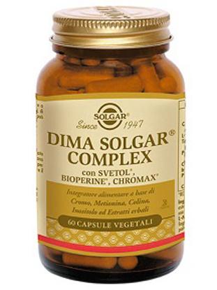 Immagine di DIMA SOLGAR COMPLEX 60 CAPSULE VEGETALI