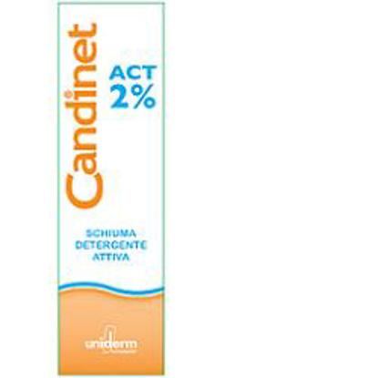 Immagine di CANDINET ACT 2% SCHIUMA DETERGENTE ATTIVA 150 ML