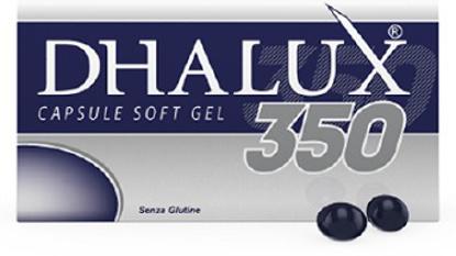 Immagine di DHALUX 350 BLISTER 30 CAPSULE MOLLI ASTUCCIO 29,4 G
