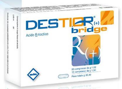 Immagine di DESTIOR BRIDGE 30 COMPRESSE