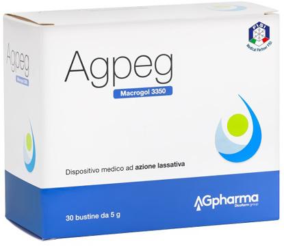 Immagine di AGPEG MACROGOL 3350 30 BUSTE 5 G