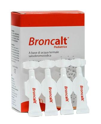 Immagine di BRONCALT STRIP PEDIATRICO SOLUZIONE IRRIGAZIONE NASALE 20 FLACONCINI DA 2 ML