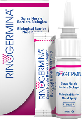 Immagine di RINOGERMINA BARRIERA BIOLOGICA SPRAY NASALE
