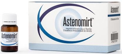 Immagine di ASTENOMIRT 10 FLACONCINI 10 ML