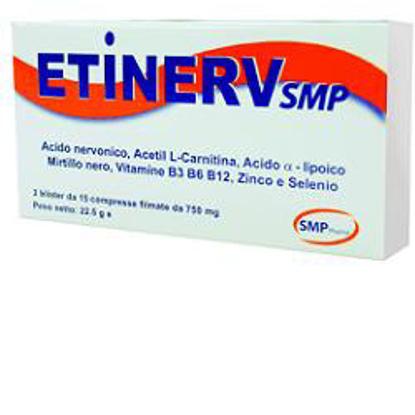 Immagine di ETINERV SMP 30 COMPRESSE