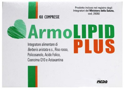 Immagine di ARMOLIPID PLUS 60 COMPRESSE