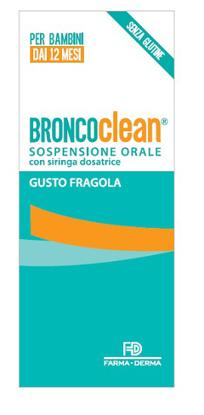 Immagine di BRONCOCLEAN SOSPENSIONE ORALE 100 ML