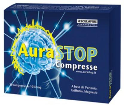 Immagine di AURASTOP 20 COMPRESSE