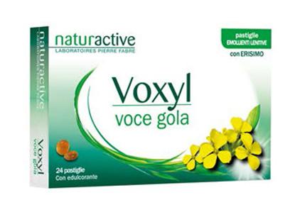 Immagine di VOXYL VOCE GOLA 24 PASTIGLIE