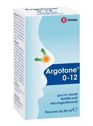 Immagine di ARGOTONE 0-12 SOLUZIONE PER LAVAGGIO NASALE 20 ML