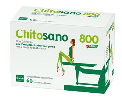 Immagine di CHITOSANO 800 CM 60 COMPRESSE