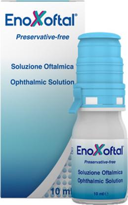Immagine di ENOXOFTAL SOLUZIONE OFTALMICA 10 ML