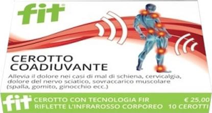 Immagine di FIT CEROTTO ENERGETICO UNIVERSALE 10 CEROTTI