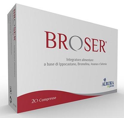 Immagine di BROSER 20 COMPRESSE