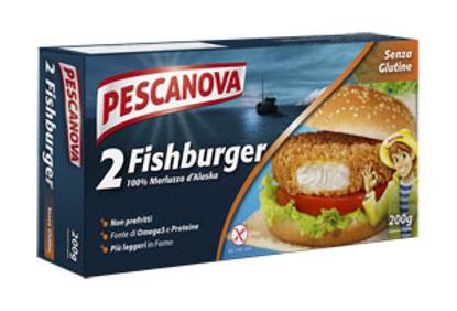 Immagine di PESCANOVA FISH BURGER 2 X 100 G