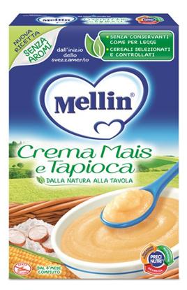 Immagine di MELLIN CREMA MAIS E TAPIOCA 200 G