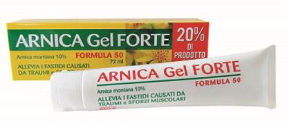 Immagine di ARNICA 10% GEL FORTE FORMULA 50 72 ML