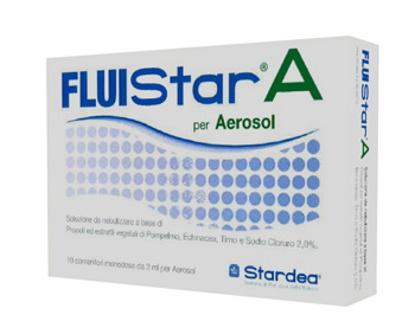 Immagine di FLUISTAR A 10 MONODOSE DA 3 ML PER AEROSOL
