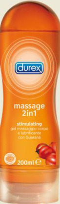 Immagine di DUREX MASSAGE 2IN1 STIMULATING