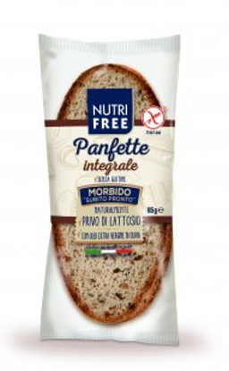 Immagine di NUTRIFREE PANFETTE INTEGRALE 85 G