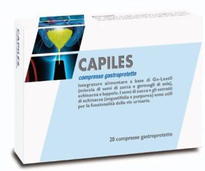 Immagine di CAPILES 20 COMPRESSE GASTROPROTETTE