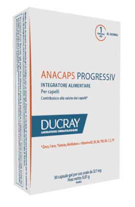Immagine di ANACAPS PROGRESSIV DUCRAY 30 CAPSULE