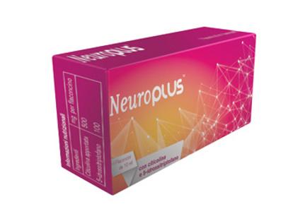 Immagine di NEUROPLUS 10 FLACONCINI 10 ML