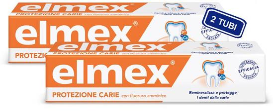 Immagine di ELMEX PROTEZIONE CARIE 2 X 75 ML