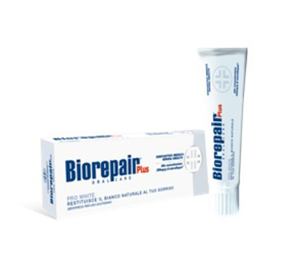 Immagine di BIOREPAIR PLUS PRO WHITE 75 ML