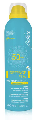 Immagine di BIONIKE DEFENCE SUN SPRAY TRANSPARENT TOUCH SPF 50+ 200 ML