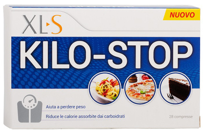 Immagine di XLS KILO-STOP 28 COMPRESSE