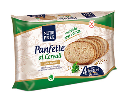 Immagine di NUTRIFREE PANFETTE RUSTICO MULTICEREALE 320 G