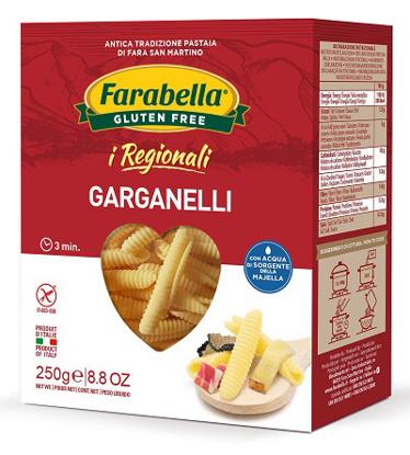Immagine di FARABELLA GARGANELLI I REGIONALI 250 G