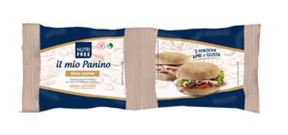 Immagine di NUTRIFREE IL MIO PANINO 2 X 90 G