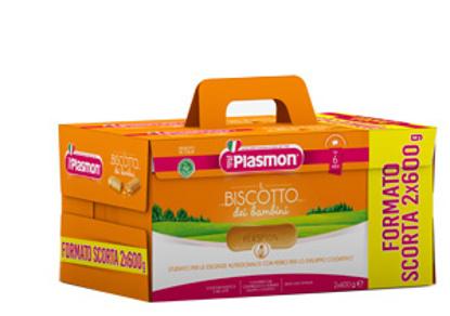 Immagine di PLASMON BISCOTTO 2 X 600 G