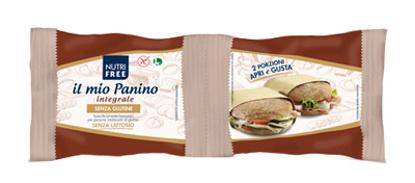 Immagine di NUTRIFREE IL MIO PANINO INTEGRALE 2 X 90 G