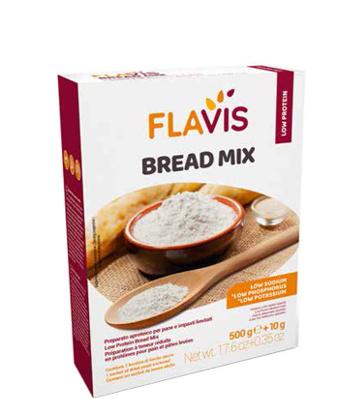 Immagine di MEVALIA FLAVIS BREAD MIX 500 G
