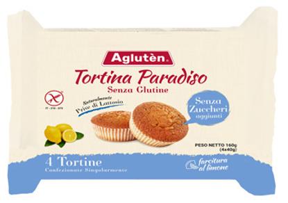 Immagine di AGLUTEN TORTINA PARADISO 160 G