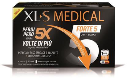 Immagine di XLS MEDICAL FORTE 5 180 CAPSULE