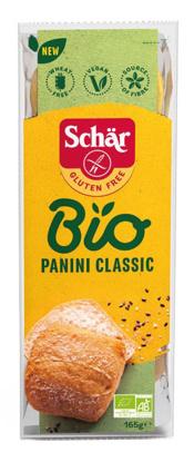 Immagine di SCHAR BIO PANINI CLASSIC 165 G