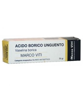 Immagine di ACIDO BORICO MARCO VITI 3% UNGUENTO