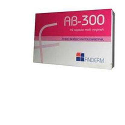 Immagine di AB 300 CAPSULE VAGINALI 10 CAPSULE
