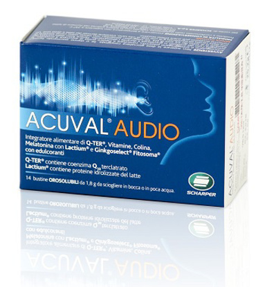 Immagine di ACUVAL AUDIO 14 BUSTINE OROSOLUBILE 1,8 G