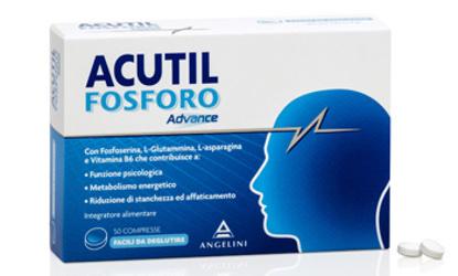 Immagine di ACUTIL FOSFORO ADVANCE 50 COMPRESSE