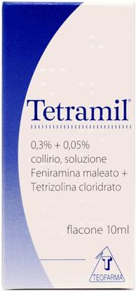 Immagine di T E T R A M I L 0,3%+0,05% COLLIRIO, SOLUZIONE